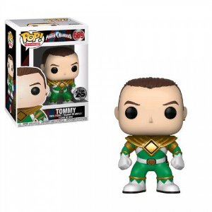 POP! Funko Power Rangers 25th Green| Verde - Tommy # 669
