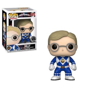POP! Funko Power Rangers 25th Blue | Azul - Billy # 673