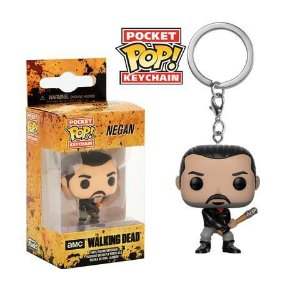 Chaveiro Pocket POP! Funko The Walking Dead - Negan