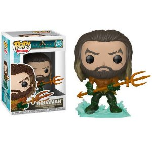POP! Funko Heroes DC Comics - Aquaman # 245