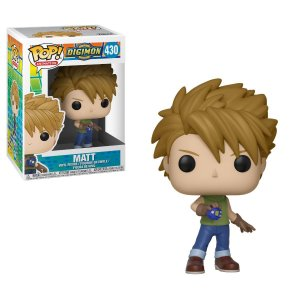 POP! Funko Animation: Digimon - Matt # 430
