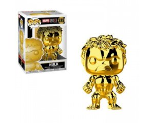 POP! Funko Marvel -  Chrome Hulk # 379