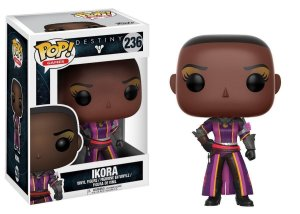 POP! Funko Games: Destiny - Ikora # 236