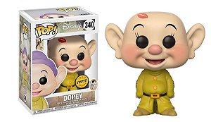 POP! Funko Disney: Dopey / Dunga CHASE - Edição aniversário 80 anos # 340