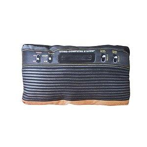 Almofada Formato Videogame Retrô Atari