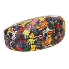 Porta Óculos, Estojo, Super Heróis DC Comics Licenciado