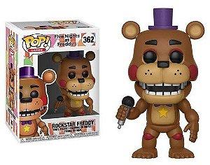Pop! Funko Games: Five Nights at Freddy's - Rock Star Freddy # 362