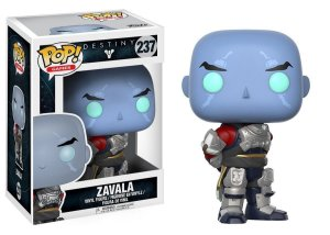 POP! Funko Games: Destiny - Zavala #237
