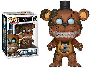 POP! Funko FNAF The Twisted Ones: Twisted Freddy # 15