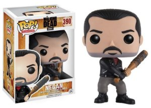 POP! Funko The Walking Dead - Negan # 390