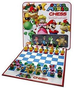 Jogo de Xadrez Super Mario Chess
