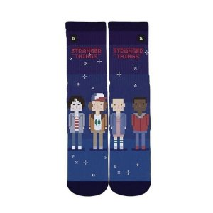 Meia Stranger Things Personagens - ItSox