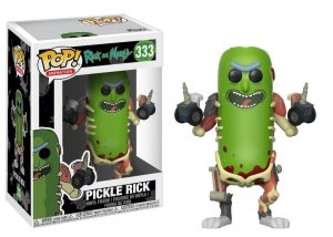 POP! Funko Animation: Pickle Rick - Rick and Morty # 333