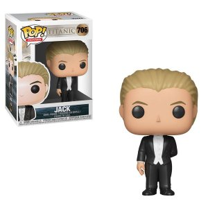 POP! Funko Movies: Titanic - Jack # 706