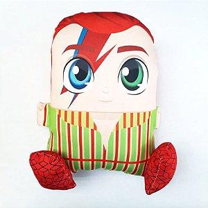 Almofada CuboArk 3D David Bowie