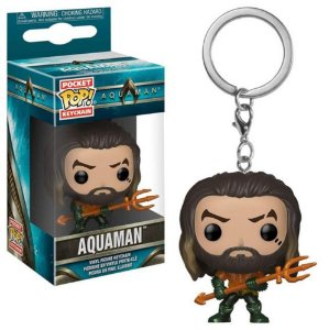 Pocket POP! Funko Keychain Chaveiro Aquaman Gladiador