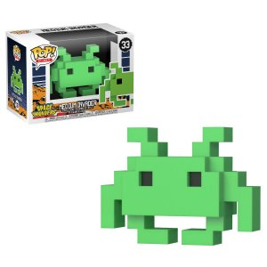 POP! Funko 8-BIT Space Invaders: Medium Invader # 33