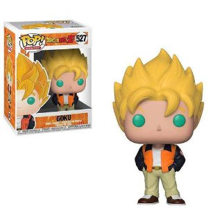 POP! Funko Dragon Ball Z5: Casual Goku # 527