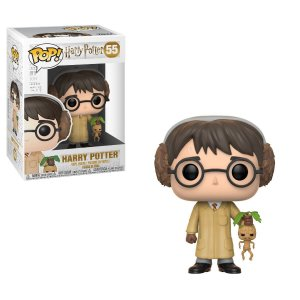 POP! Funko Harry Potter: Harry Potter c/ Mandrágora # 55