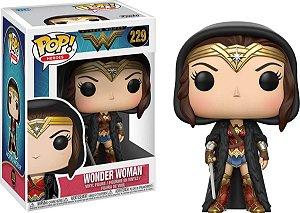 POP! Funko DC Comics: Wonder Woman # 229