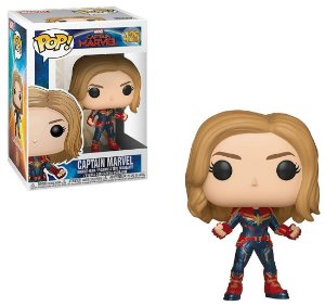 POP! Funko Marvel - Captain Marvel # 425