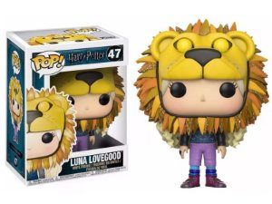 POP! Funko: Harry Potter Luna Lovegood # 47