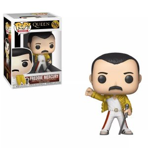 POP! Funko Queen - Freddie Mercury # 96