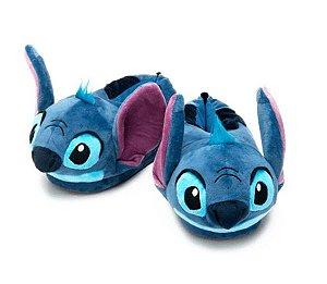 Pantufa 3D Disney Stitch Licenciada - 37/39