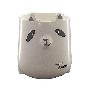 Caneca 3D Panda Branco