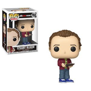 POP! Funko Big Bang Theory Stuart Bloom #782