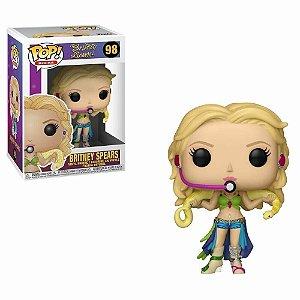 POP! Funko Rocks: Britney Spears # 98