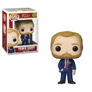 Pop! Funko Royals Principe Harry # 06