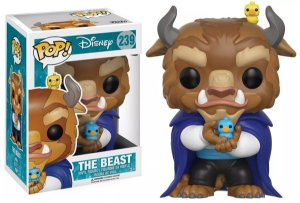 POP! Funko Disney: Beast / Fera - Beauty and the Beast  # 239