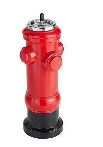 Cinzeiro Porcelana com Tampa Hidrante