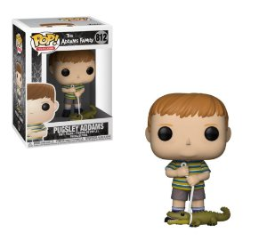 POP! Funko The Addams Family Feioso / Pugsley Addams # 812