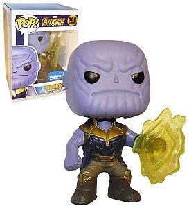 Pop! Funko Marvel Special Edition Infinity War | Guerra Infinita - Thanos # 296