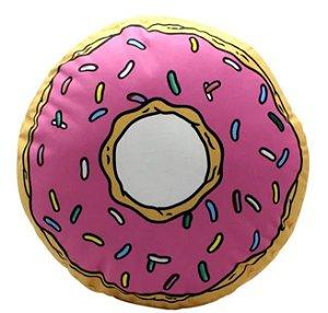 Almofada Formato Rosquinha - Os Simpsons