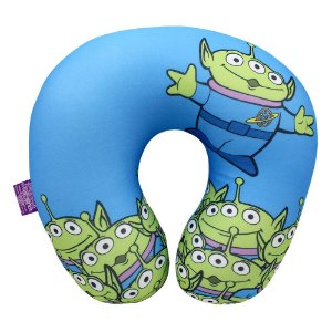 Almofada p/ Pescoço Micropérolas Toy Story