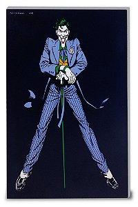Porta Chaves em Madeira Coringa - DC Comics