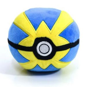 Pokebola de Pelúcia - Veloz Ball