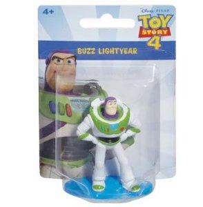 Boneco Buzz Lightyear Toy Story 4 Mattel