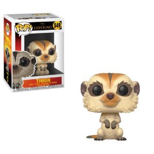 "POP! Funko Disney "" O Rei Leão"" Live Action -Timão # 549"