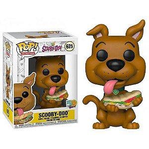 POP! Funko - Scooby Doo 50 anos Scooby # 625