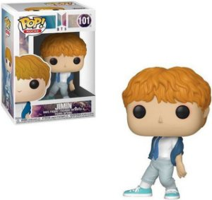 POP! Funko Rocks: BTS  Jimin # 101