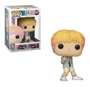 POP! Funko Rocks: BTS  V # 107