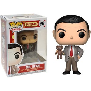 Pop! Funko Mr Bean # 592