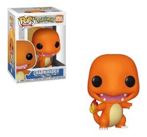 POP! Funko Pokemon Charmander # 455