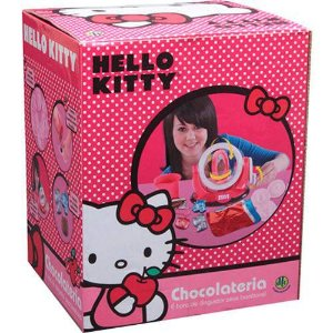 Chocolateira Hello Kitty