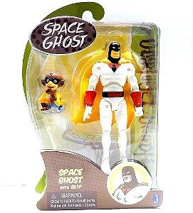 Boneco Space Ghost e Blip Articulados - Jazwares