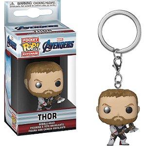 Chaveiro Funko POP Keychain Marvel - Thor